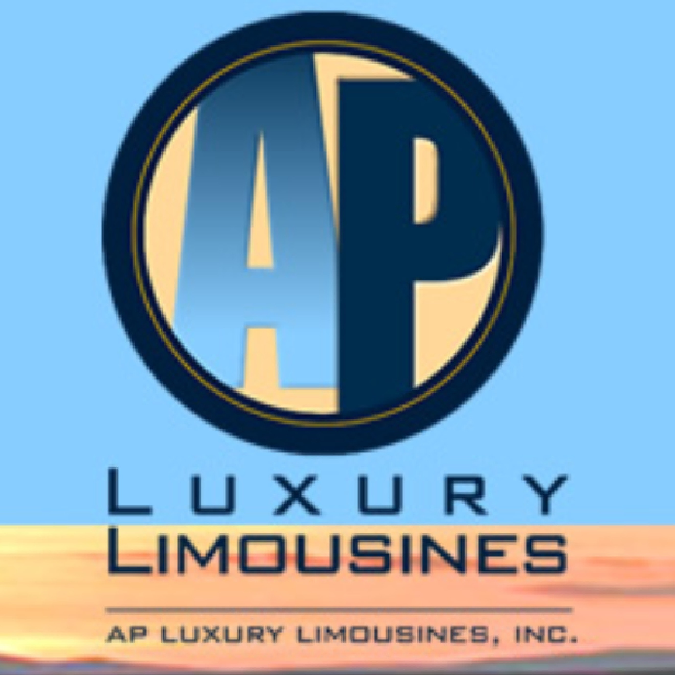 AP Luxury Limousines logo