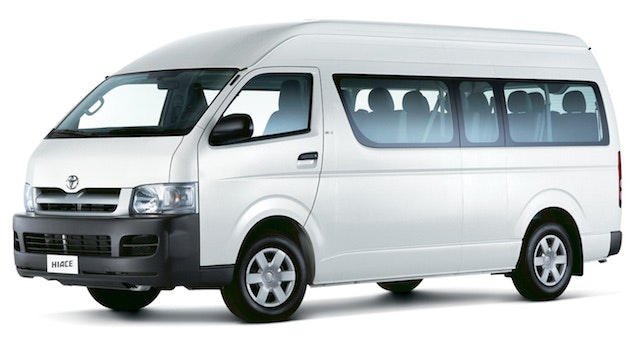 FLY MILES PTY LTD vehicle 1
