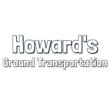 Howard's Ground Transportation logo