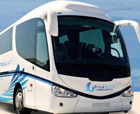 Bluebird Shuttle vehicle 1