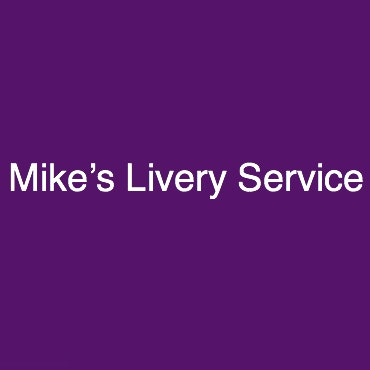 Mike's Livery Service logo