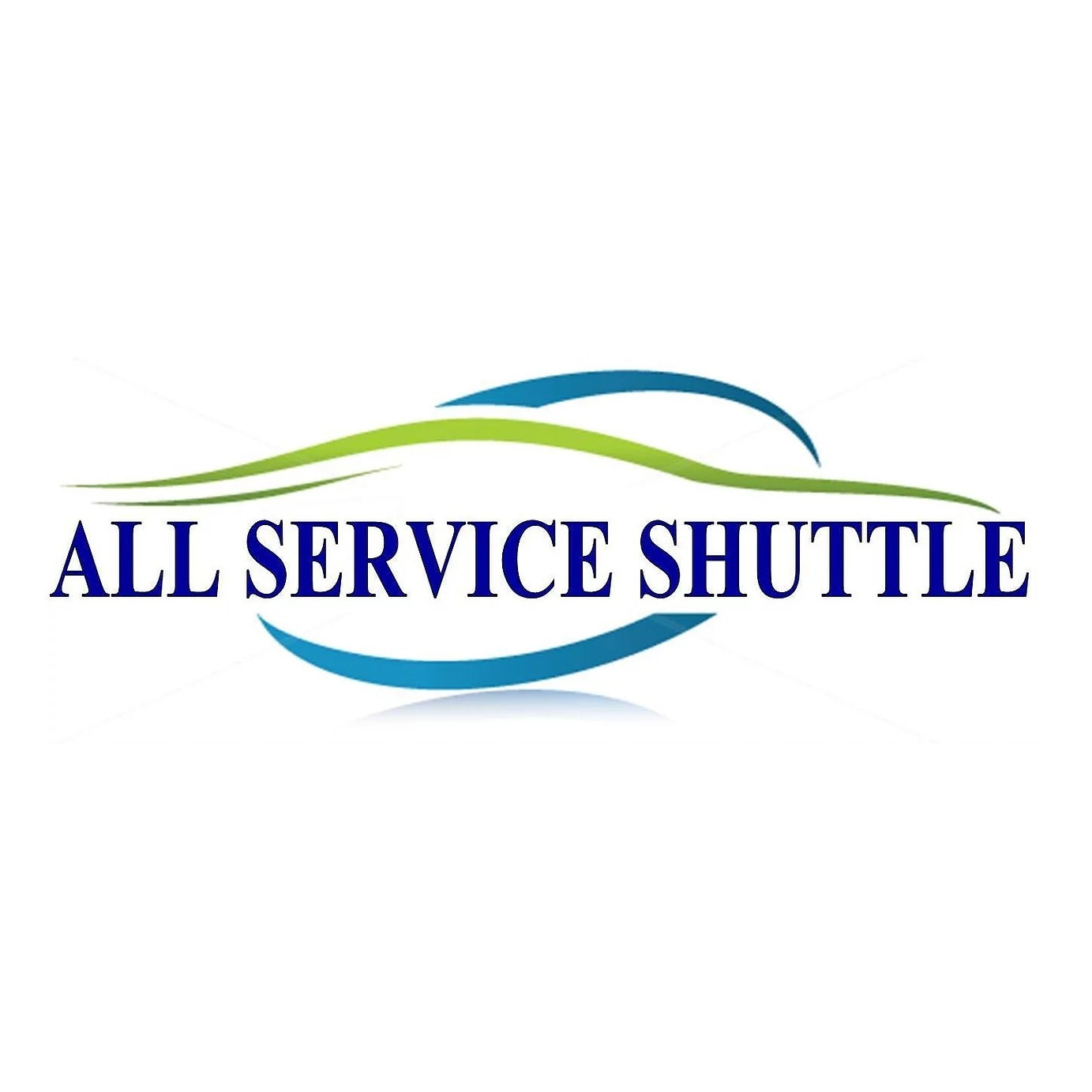 All Service Shuttle logo