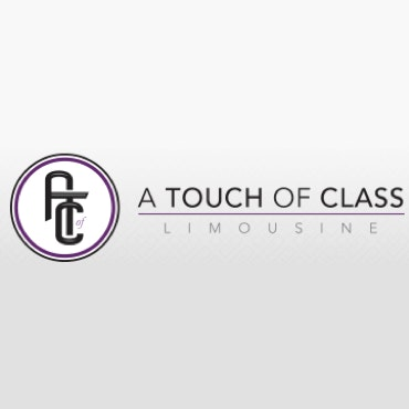 A Touch of Class Limousine Inc logo