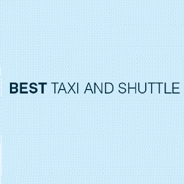 Best Taxi and Shuttle logo