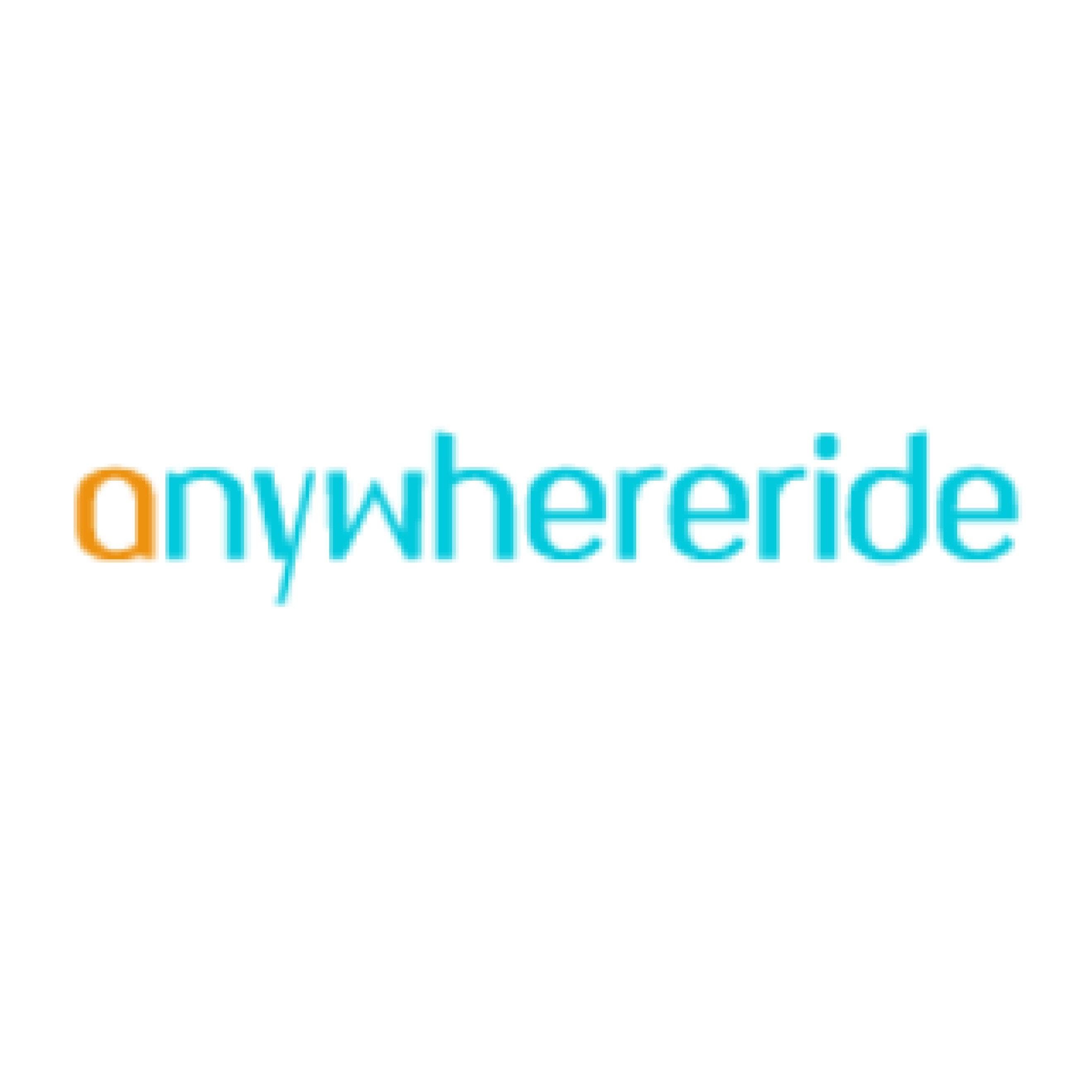 Anywhereride logo