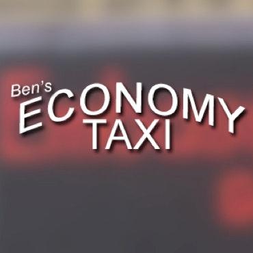 Bens Economy Taxi logo