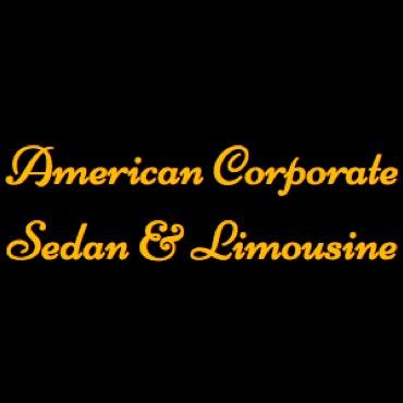 American Corporate Sedan and Limousine logo
