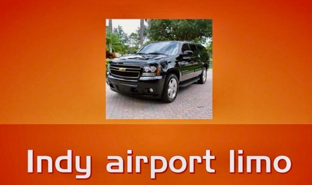Indy Airport Limo vehicle 1