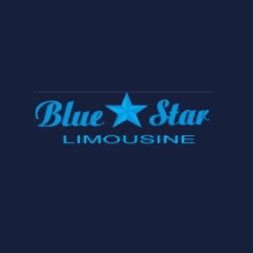 Blue Star Limousine logo