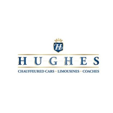 Hughes Chauffeured Cars - Limousines - Coaches logo