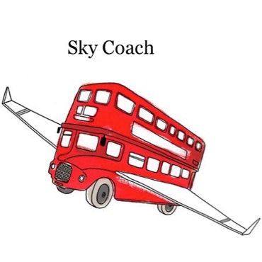 Sky Coach NZ logo