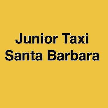 Juniors Taxi Santa Barbara logo