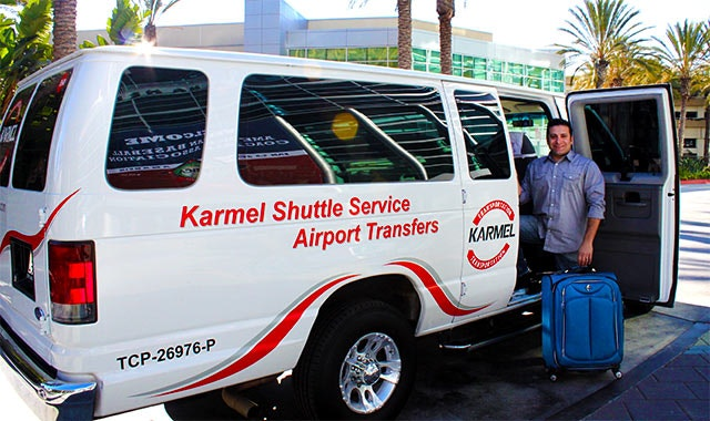 Karmel Shuttle vehicle 1