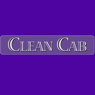 Clean Cab Ohio logo