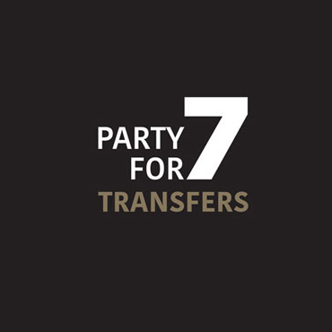 Party for 7 Transfers logo