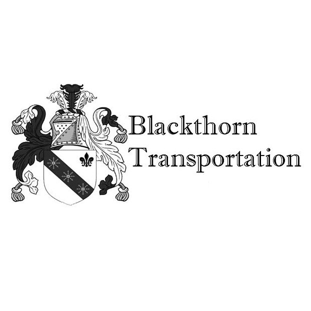 Black Thorn Transportation logo