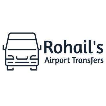 Rohail's Airport Transfers logo