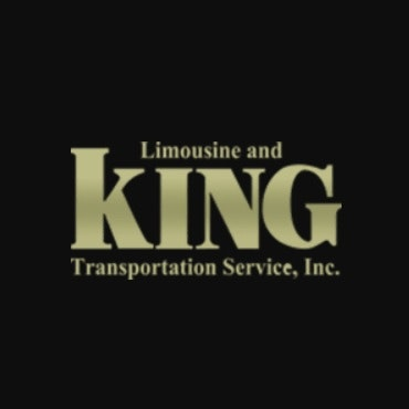 King Limousine and Transportation Service logo