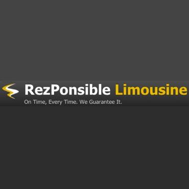 RezPonsible Limousine logo