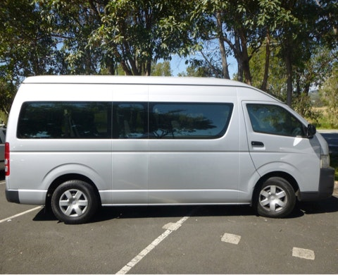 Silver Bullet Transfers & Tours vehicle 1