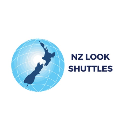 NZ Look Shuttles logo