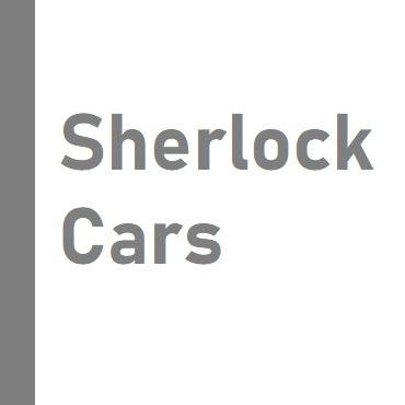 Sherlock Cars logo