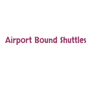 Airport Bound Shuttle