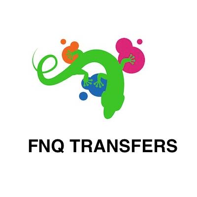 FNQ Transfers logo