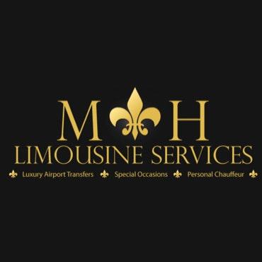 M.H Limousine Services logo