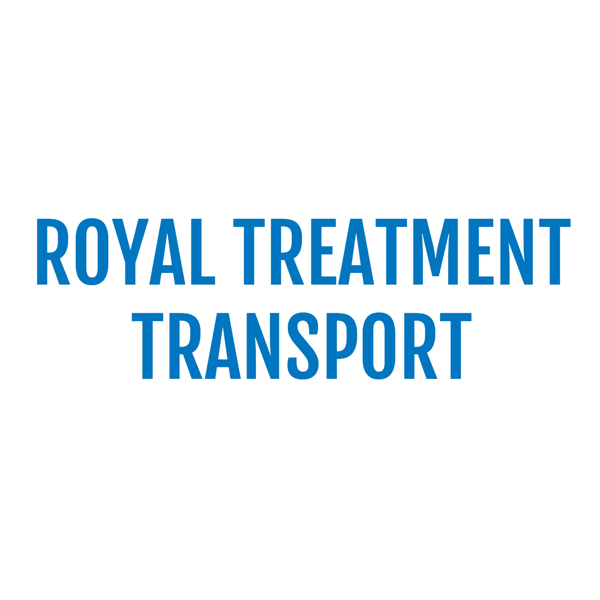 Royal Treatment Transport logo