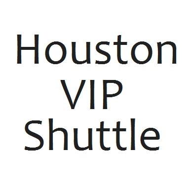 Houston VIP Shuttle logo