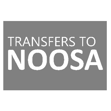 Transfers to Noosa logo