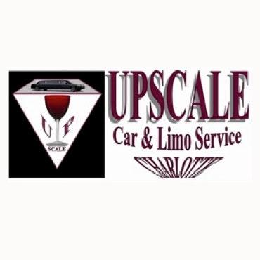 Upscale Car & Limo Service logo