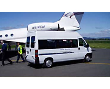 O'Brien Shuttles vehicle 1