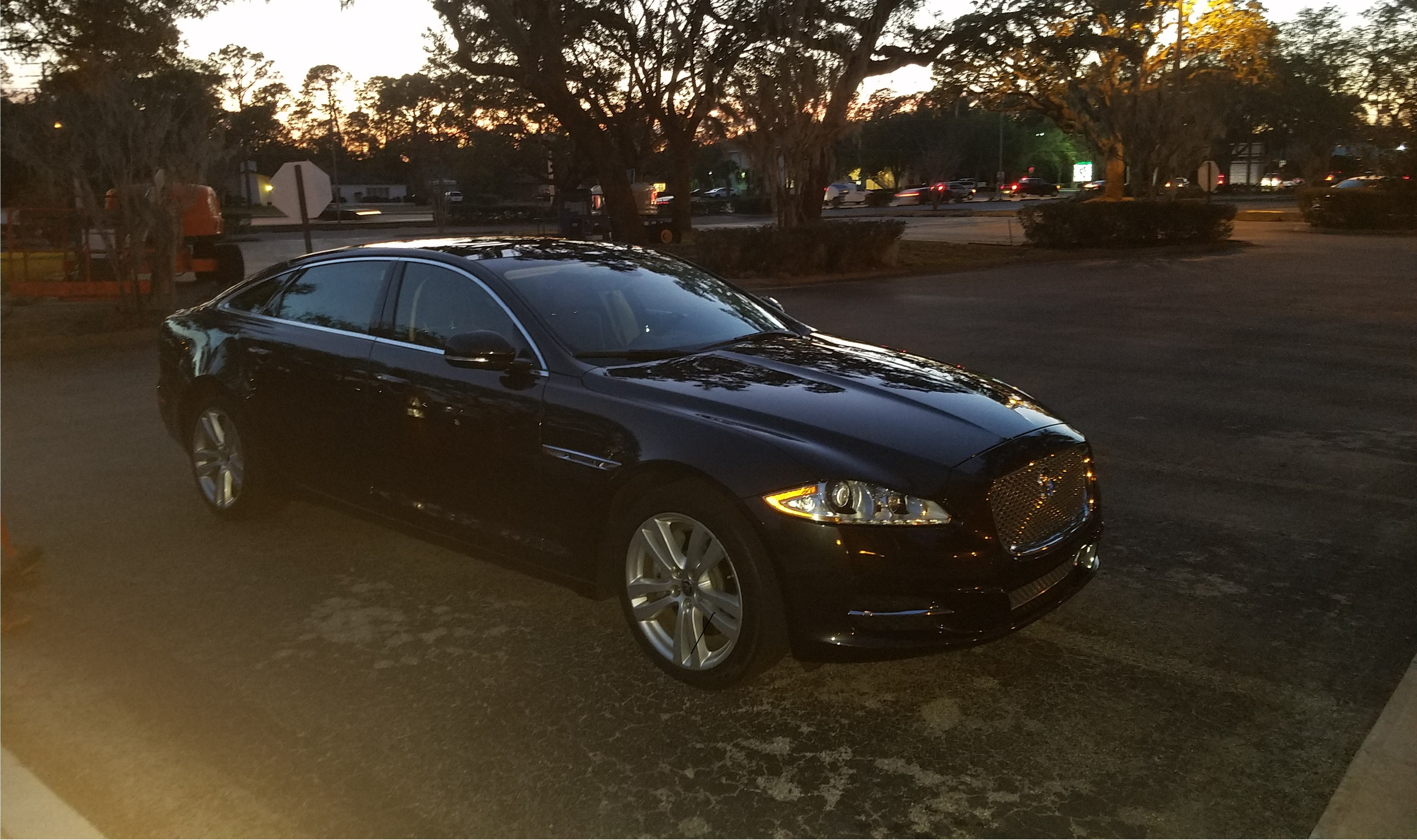 XJL Concierge vehicle 1