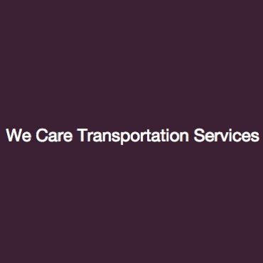 We Care Limousine Service logo