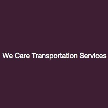 We Care Limousine Service logo