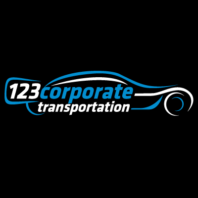123 Corporate Transportation logo