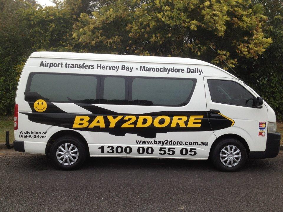 Bay 2 Dore vehicle 1