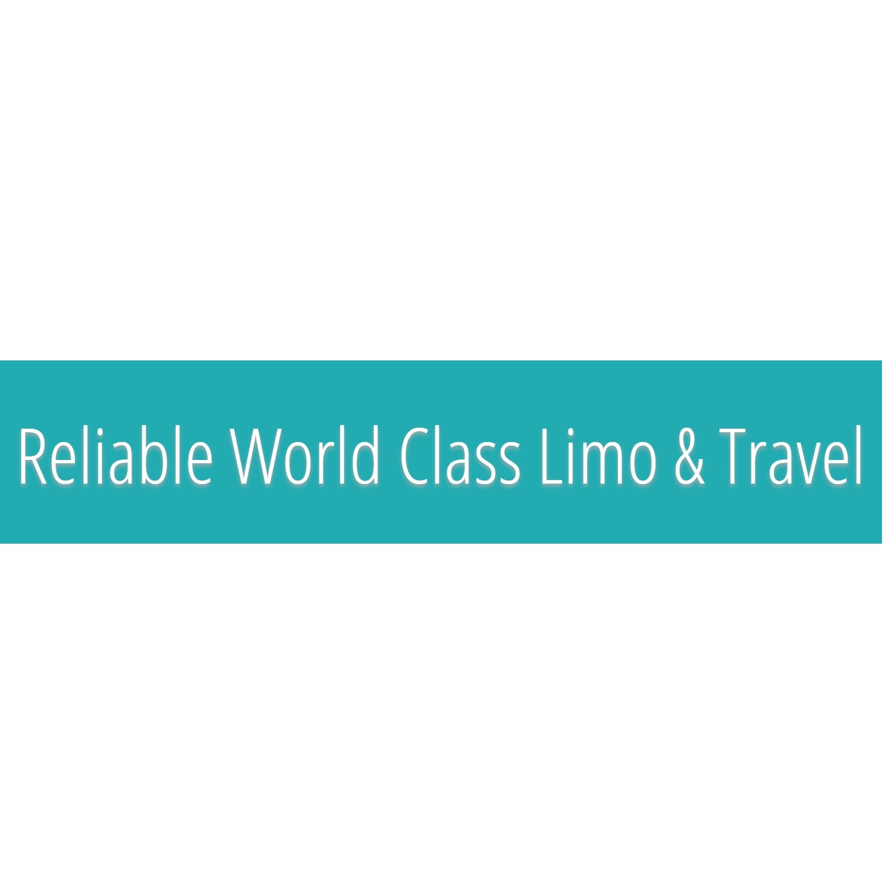 Reliable World Class Limo US logo