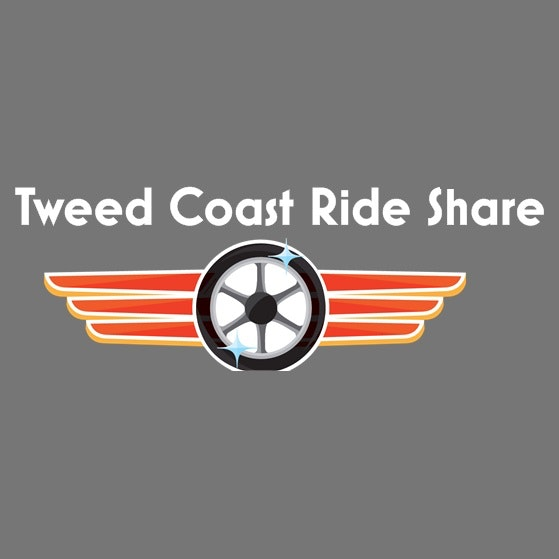 Tweed Coast Ride Share logo