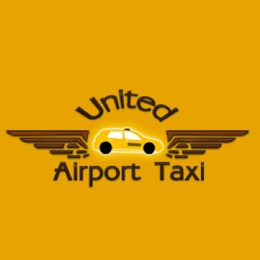 United Airport Taxi logo