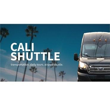 Cali Shuttle logo