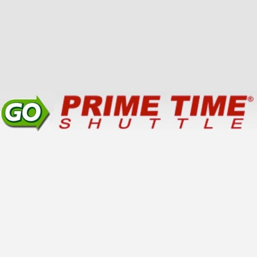 GO Prime Time Shuttle logo