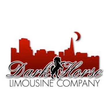 Dark Horse Limousine Company logo