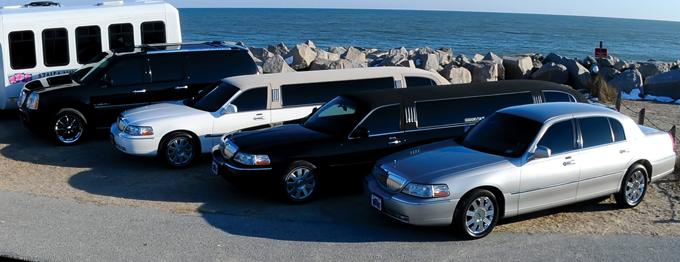 Azalea Limousine vehicle 1