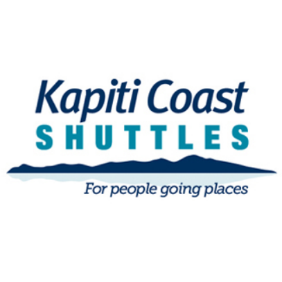 Kapiti Coast Shuttles logo