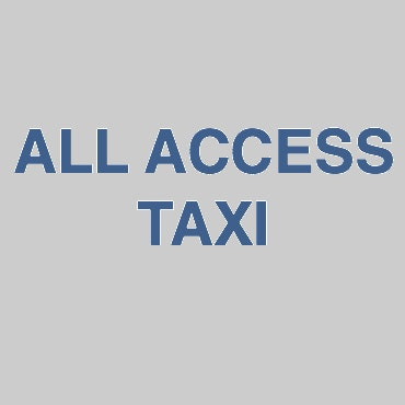 All Access Taxi logo
