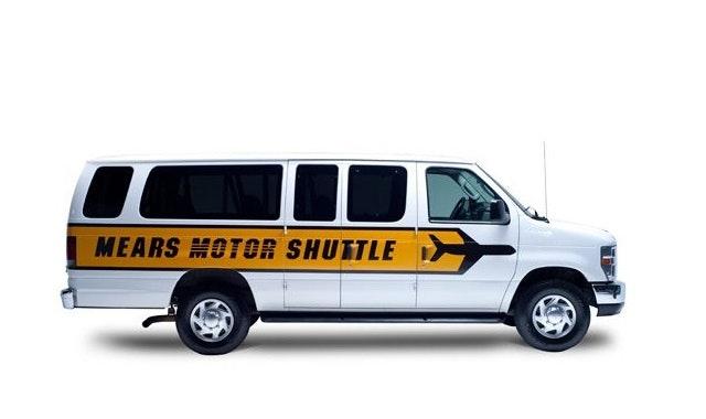 Mears Transportation vehicle 1