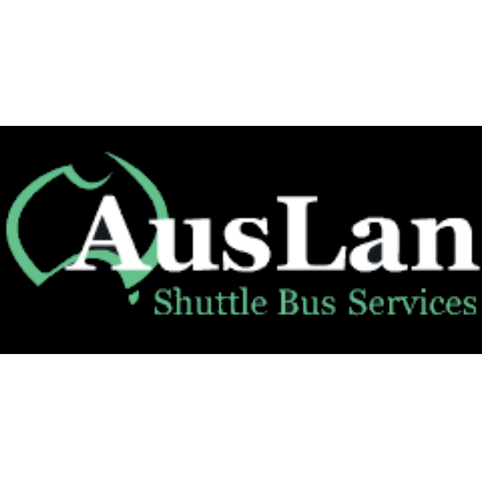 Auslan Shuttle Bus Services logo